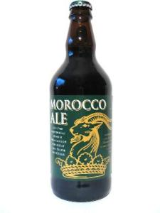 Morocco Ale   Photo curtesy Dalehead Brewery