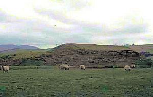 Castle Howe Motte