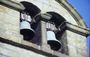Claughton Church has the oldest dated bell in England