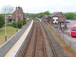 Ravenglass Station  (Photo via Wikipedia)