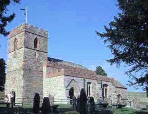 Dacre Parish Church