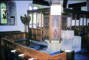 Interior, St James