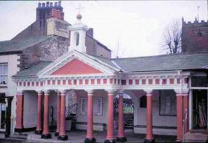Market Cloister in Kirkby Stephen