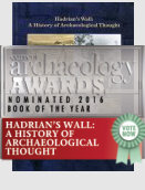 Book Cover Hadrian's Wall: A History of Archaeological Thought
